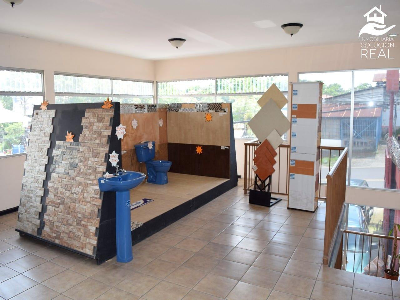 Venta Deposito Materiales y Ferreteria en Santo Domingo de Heredia