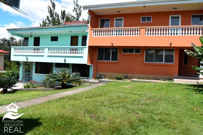 Venta de Propiedad con 2 Casas en Los Angeles de San Rafael, Heredia