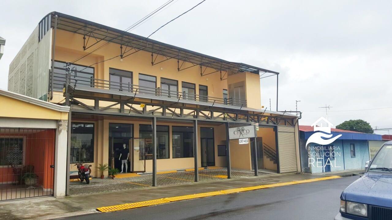 Venta Edificio de Locales Comerciales en Tibas, San Jose
