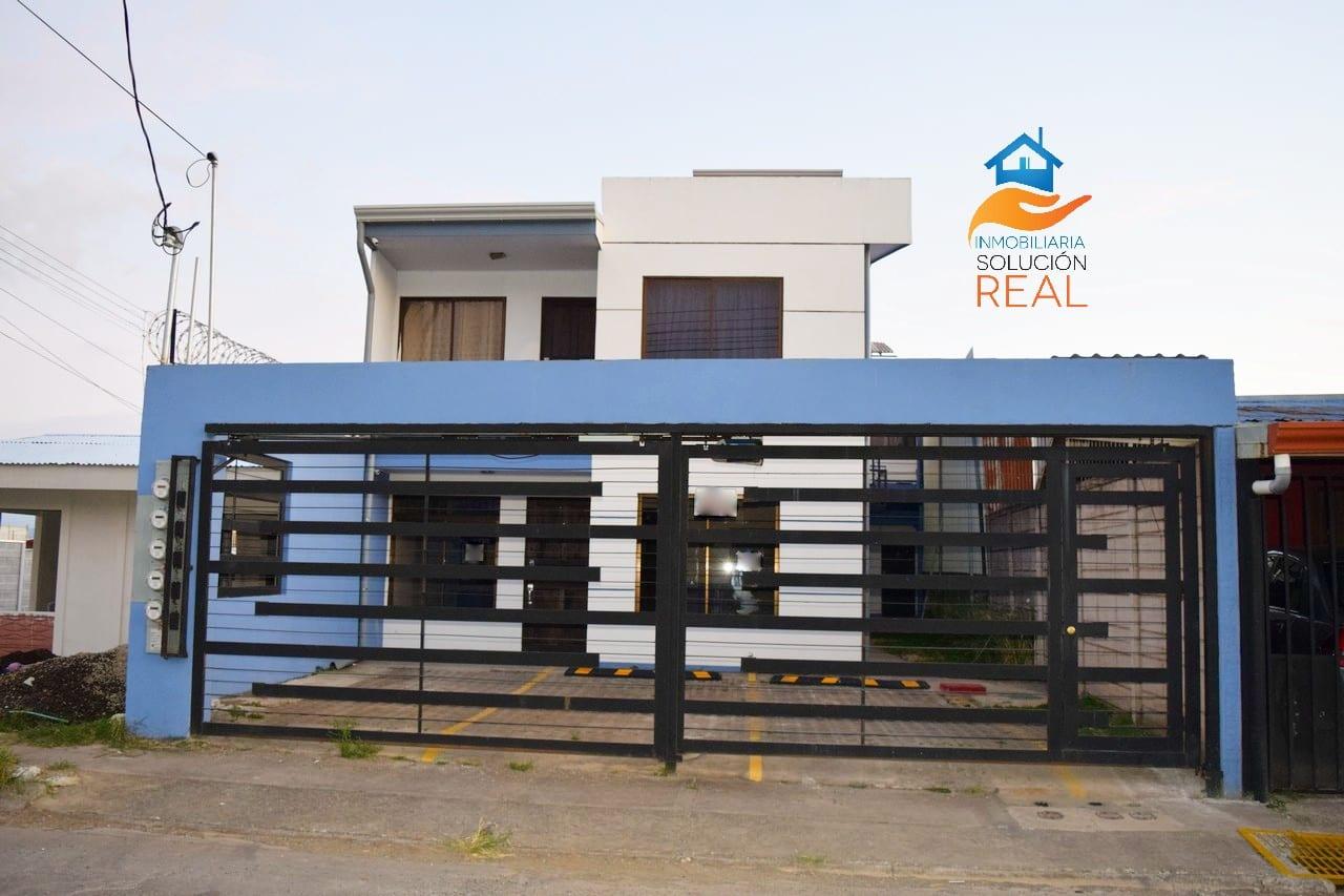 Se Vende Edificio de 6 Apartamentos, San Rafael de Heredia